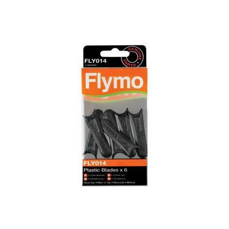 Lames en plastique FLY014 pour tondeuse Micro Lite