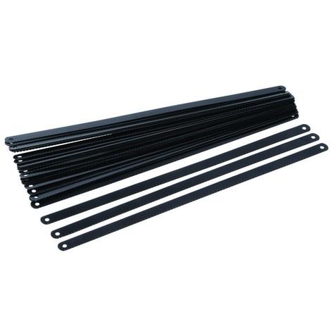 Silverline 456985 2 lames acier cobalt pour scie /à m/étaux 24 TPI