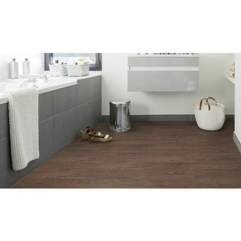 Lames pvc autoadhésives senso natural Vstyle noisette gerflor - 6,60 m².