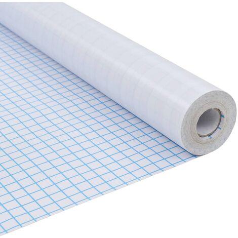 Lámina de ventana de privacidad opaca tiras adhesivas 0,9x10 m