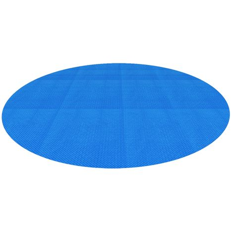 "main image of ""Lámina piscina protección lona solar calefacción granos burbujas 3,6m color azul"""