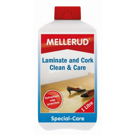 Laminate and Cork Cleaner -Floor and Wall Cleaner - Clean Laminate Effect Flooring