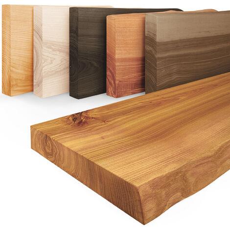 """main image of """"LAMO Manufaktur Wandregal Holz"""""""
