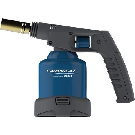 Pistola soldadora o soplete