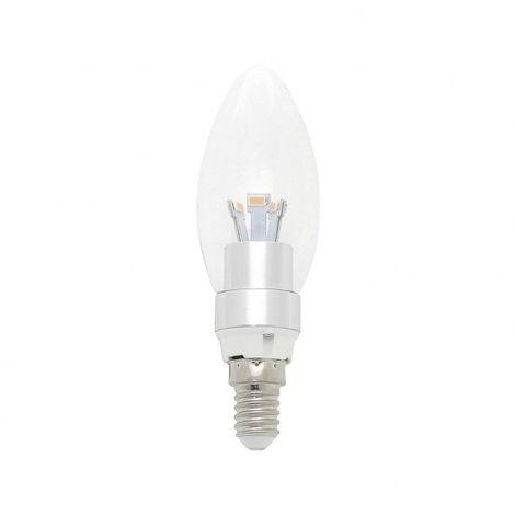 Lampada 87 204 E14 3w 230v LED bianco caldo Cl