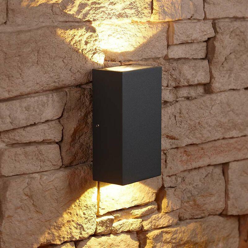 Pollau Lampada a LED per Pareti su e Giù con Protezione IP54 - Biard