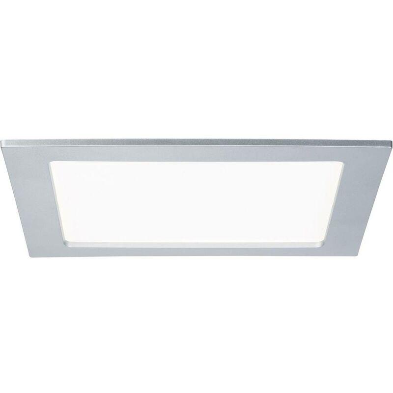 Lampada a LED da incasso per bagno Paulmann 92078 LED a montaggio fisso Potenza: 18 W Bianco neutro