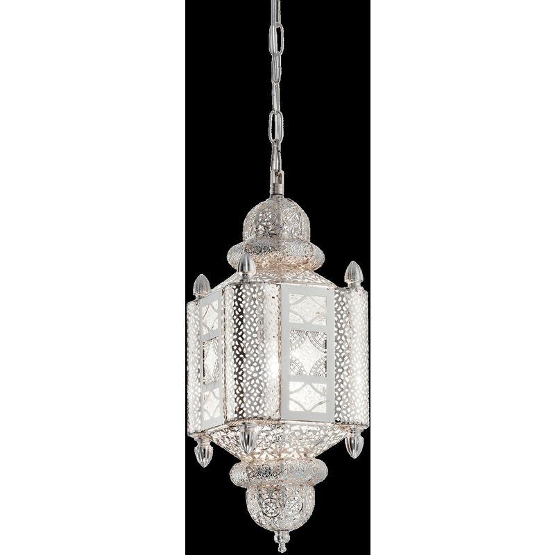 Lampada A Sospensione 4 X 60w E27 - Ideal Lux