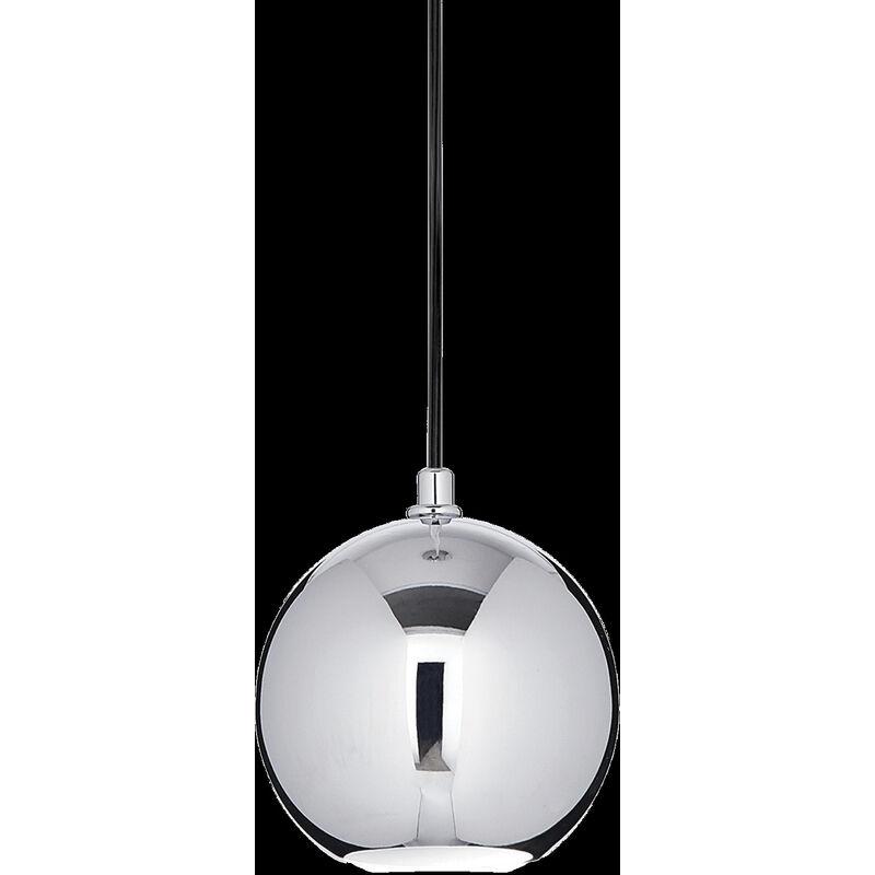 Lampada A Sospensione 40w Gu10 Cromo - Ideal Lux