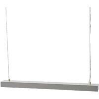 Neon Sospensione Per Ufficio.Illuminazione Professionale Industriale