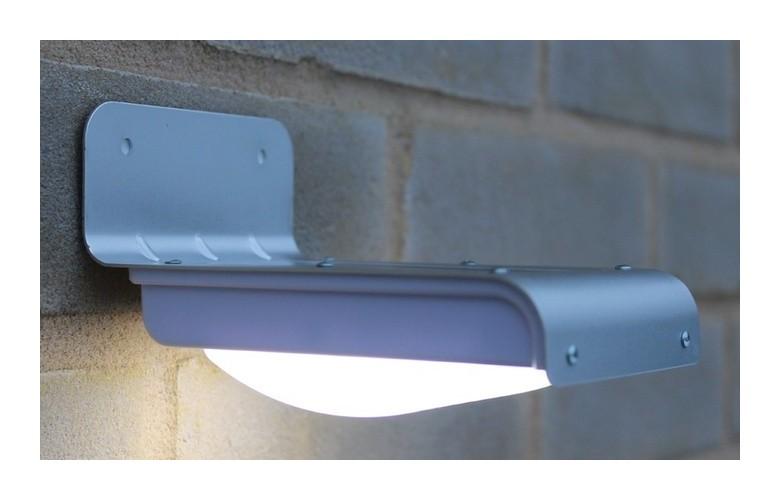 Lampada ad energia solare da esterno led pannello solare