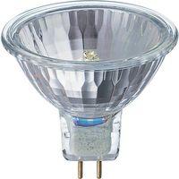 Lampada alogena dicroica 35w attacco gu5,3 luce calda 14587es