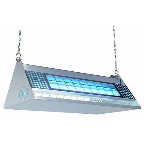 Lampada Cattura Insetti A Collante Elettroinsetticida MO STICK INOX Mo-El