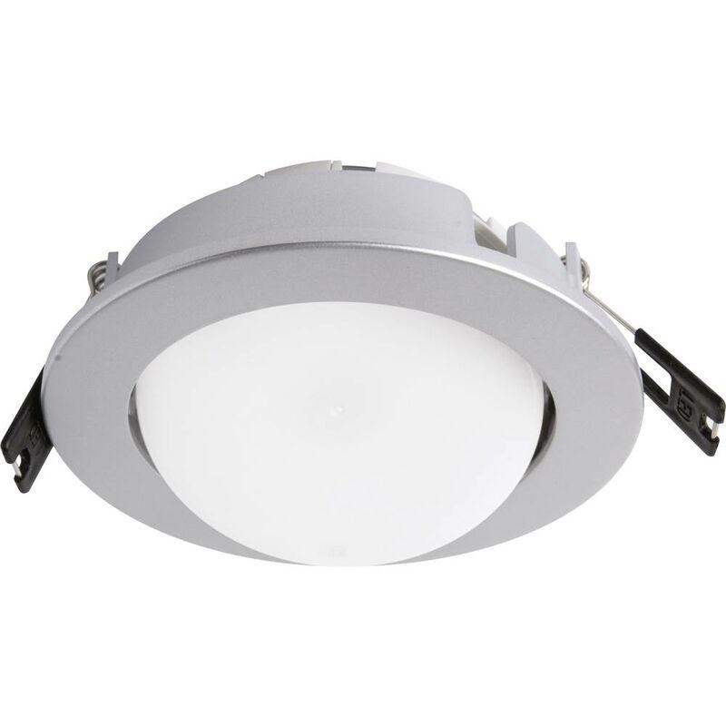 Lampada da incasso Planex MT76540 GX53 Potenza: 6.5 W N/A - Megatron