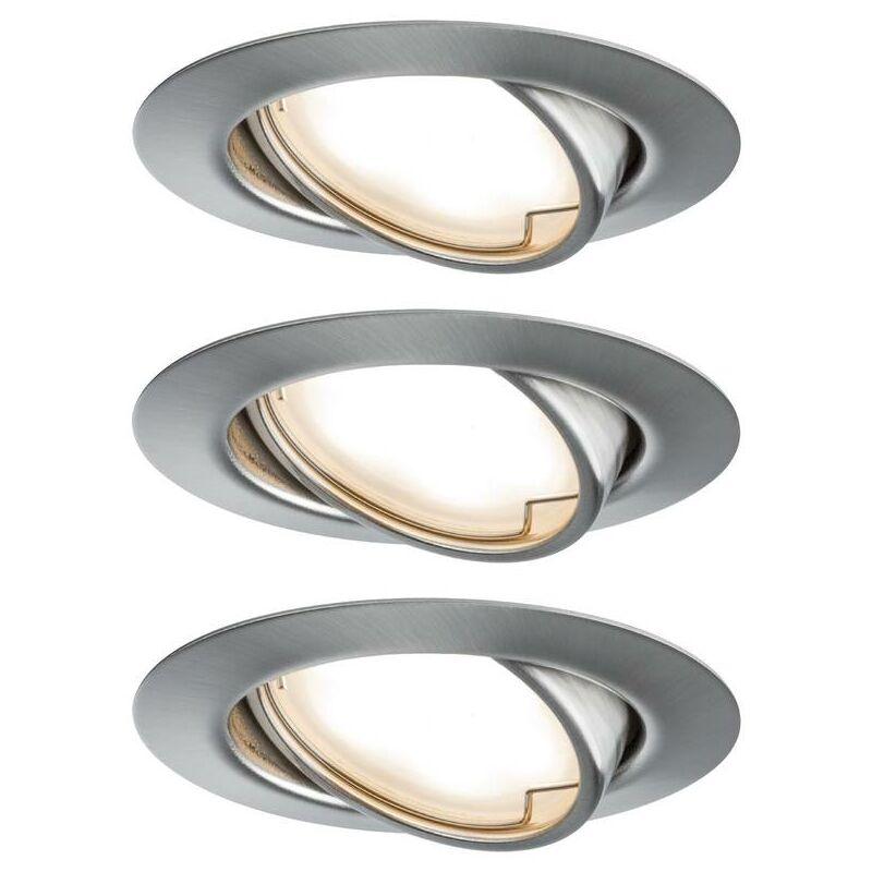 Lampada da incasso Base 93421 LED Potenza: 15 W Bianco caldo N/A - Paulmann