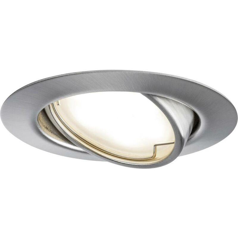 Lampada da incasso Base 93414 LED Potenza: 5 W Bianco caldo N/A - Paulmann