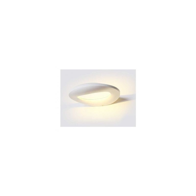 Plafoniere Da Muro A Led : Lampada da muro led w luce indiretta ip colore bianco v tac vt