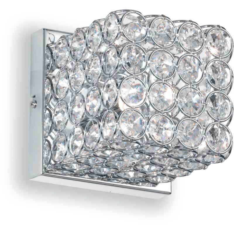 Ideal Lux - LAMPADA DA PARETE 1 LUCE ADMIRAL AP1
