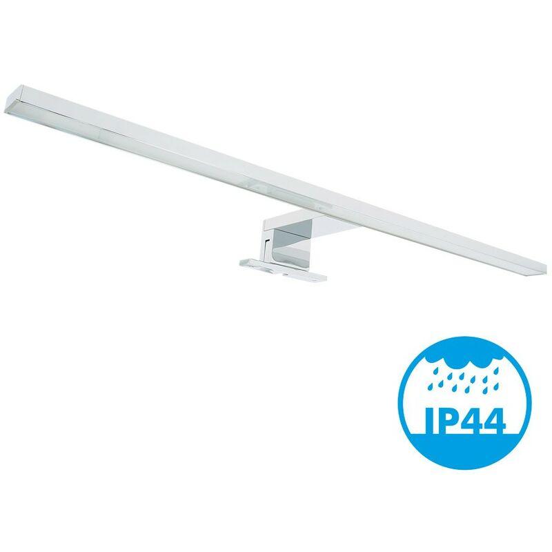 Lampada da parete per bagno PARMA XL 8W 600 lumen IP44 4000k
