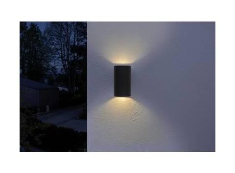 Lampade Da Parete Per Esterni : Lampada da parete per esterni a led 12 w bianco caldo osram endura