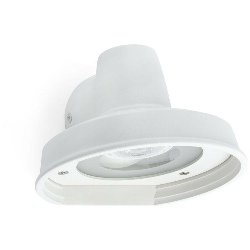 Faro - BRONX applique / plafoniera per esterni - bianco