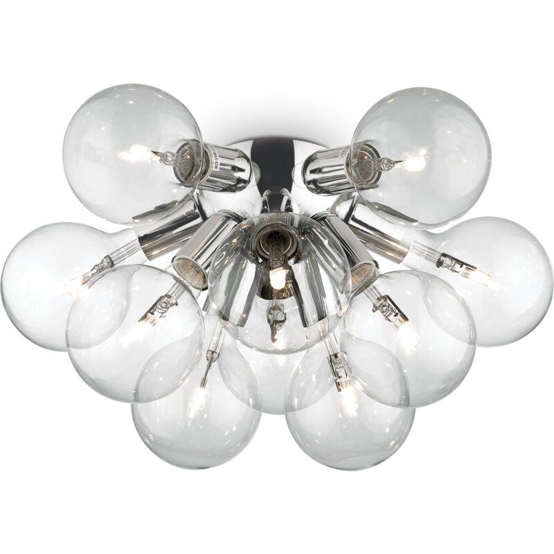 Ideal Lux - LAMPADA DA SOFFITTO 10 LUCI DEA PL10