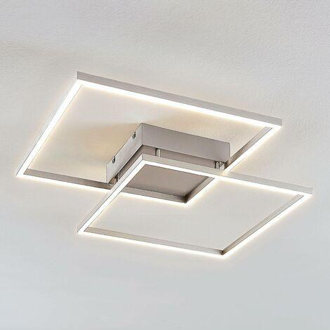 Lampada da soffitto a LED di forma curiosa Mirac