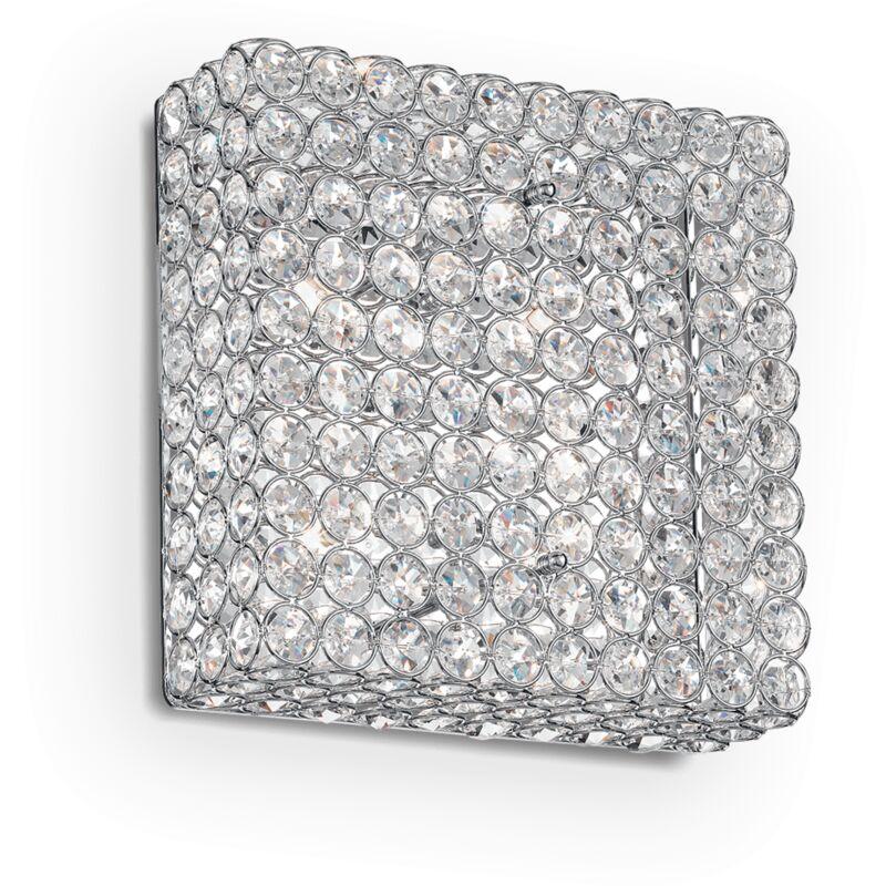 Ideal Lux - LAMPADA DA SOFFITTO 4 LUCI ADMIRAL PL4