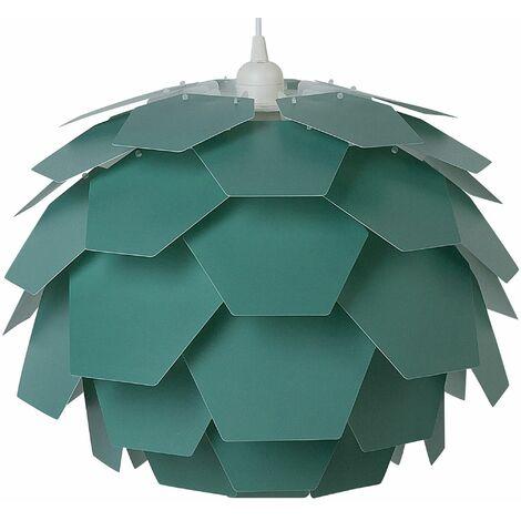 Lampada da soffitto verde SEGRE mini