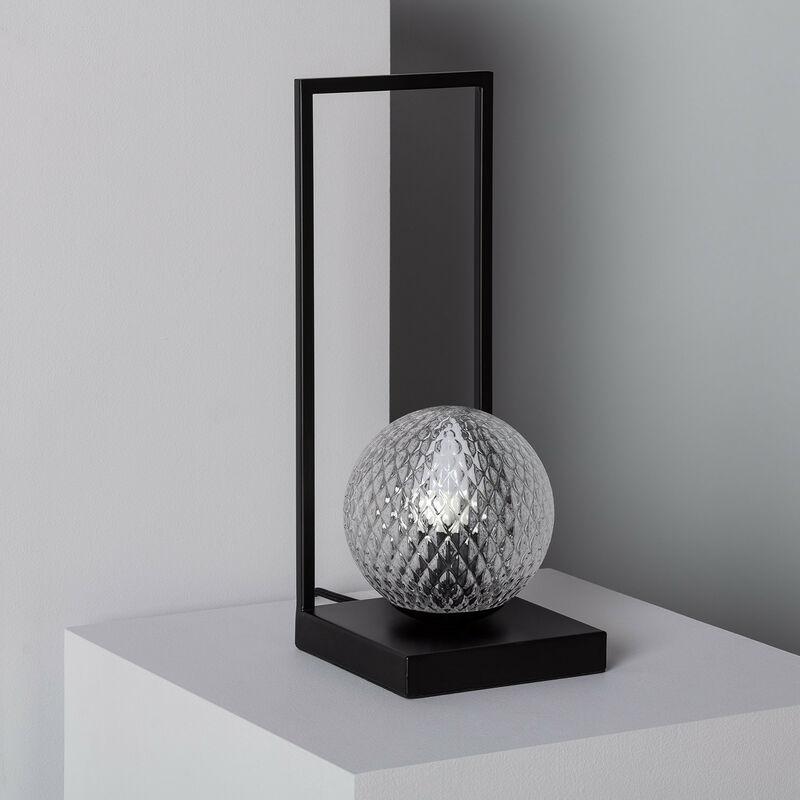 Lampada da Tavolo Erat Nero