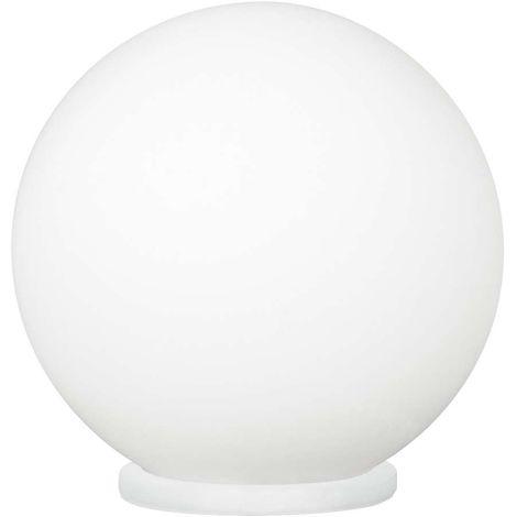 Lampada Da Tavolo Rondo 60W E27 20 x 20 cm
