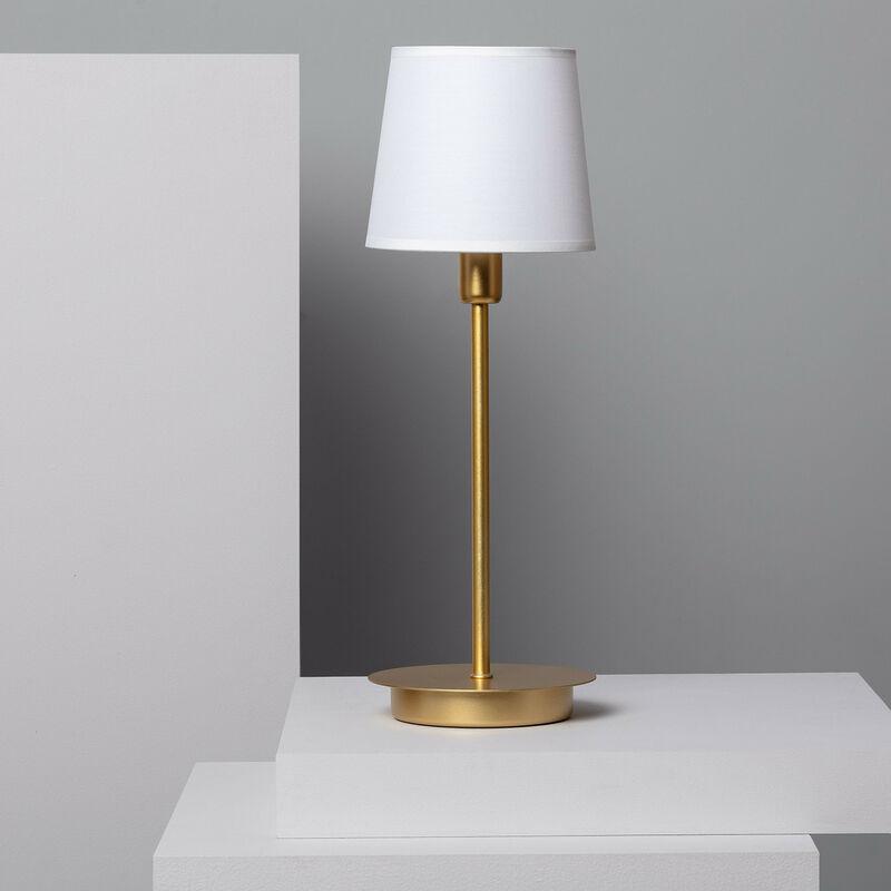 Ledkia - Lampada da Tavolo Xana Bronzo