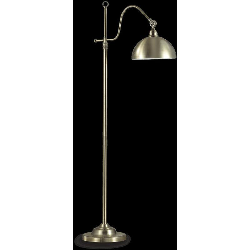 Lampada da terra 1 luce brunito Amsterda AMSTERDAM PT1 BRUNITO - Ideal Lux