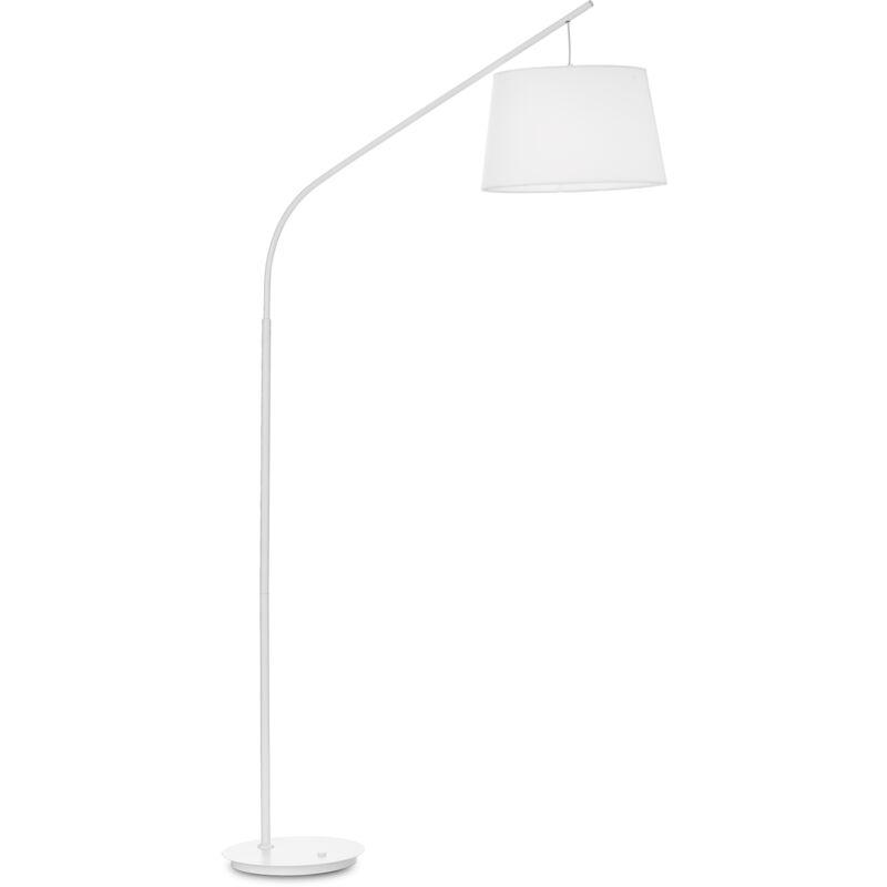 Lampada Da Terra 1 Luce Daddy Pt1 Bianco