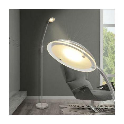 Lampada da terra a led lampada soggiorno ufficio design 5 w ...