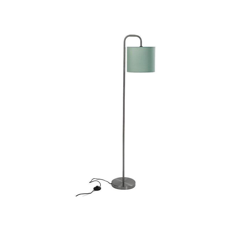 Lampada da Terra Aquamarina Metallo (25 x 138 x 35 cm)