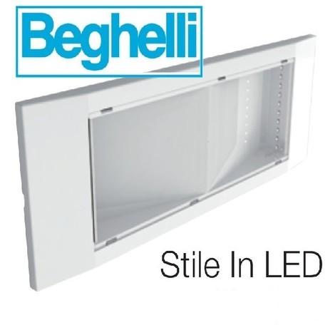 Lampada emergenza Beghelli LED 1499/24