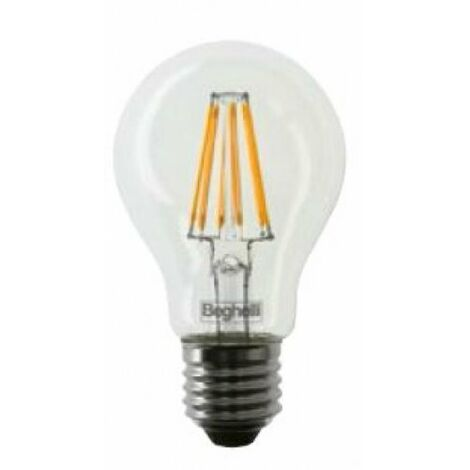LAMPADA GOCCIA ZAFIRO LED BEGHELLI 56186 12W E27 2700K