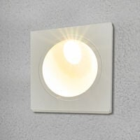 Lampada incasso a parete Ian per esterni, LED