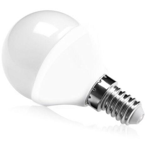 LAMPADINA LED 6W E14 R50 BIANCO FREDDO 6400K XXAFHO Fredda