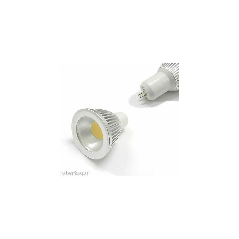 Driwei - Lampada lampadina led alta luminosita 5w 7w watt e14 e27 gu10 luce calda fredda potenza: 7w colore luce: bianco tipo di attacco: gu53