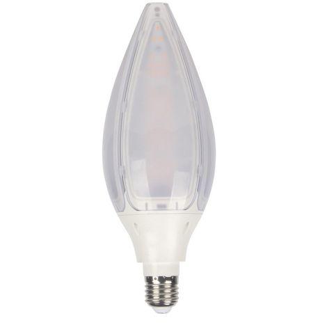 LAMPADA LAMPADINA LED E40 50W PER LAMPIONI ANGOLO 360° 3000 4000 6000K MAGNOLIA