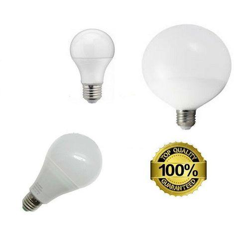 Tipi Di Lampade A Led.Lampada Lampadina Led Globo Bulbo Luce Bianca Fredda Naturale Calda E27 E14 Foms