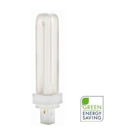 Lampadine Led G24.Lampada Lampadina Led Smd Luce Bianco Freddo Attacco G24 12w 1080 Lumen 6500k