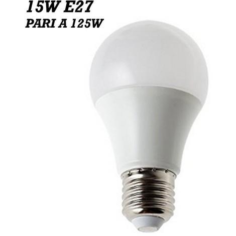 Attacco Lampadina E 27.Lampada Led 15w Attacco E27 Bianco Caldo Bianco Freddo Globo Globetto