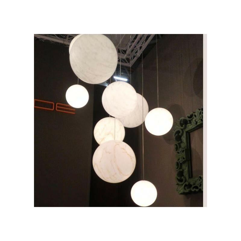 Tech-it - LAMPADA LED 20W G95-25W G125 ATTACCO E27 GLOBO SFERA 270° | 25 - GLOBO - Bianco Caldo