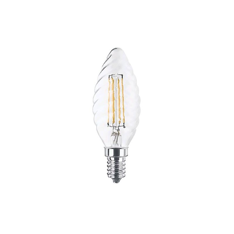 Lampada Led A Filamento 'Spirale' Calda 2700K 4W=37W E14 - 420 Lm