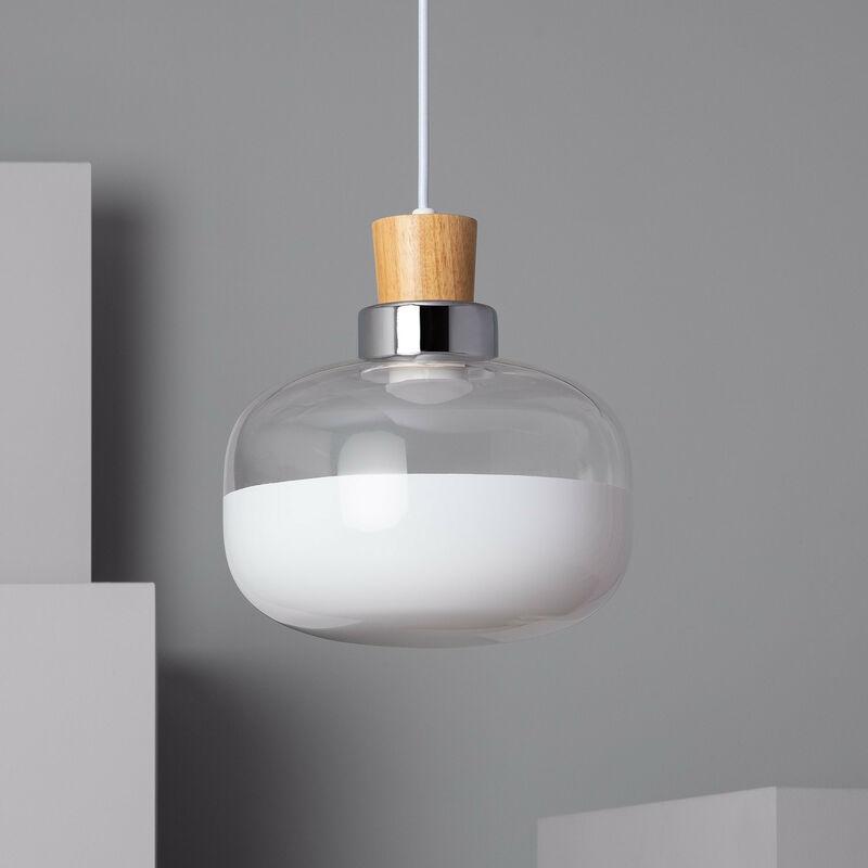 Lampada LED a Sospensione Bambolla 3W Bianco