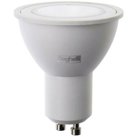 Lampada LED Beghelli 7W GU10 600 Lumen 4000K 56858
