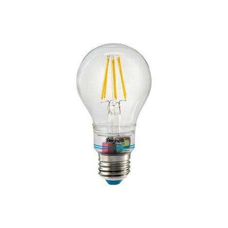 LAMPADA LED BEGHELLI ANTIBLACK-OUT ZAFIROLED 6W E27 3000K - BEGHELLI 56305